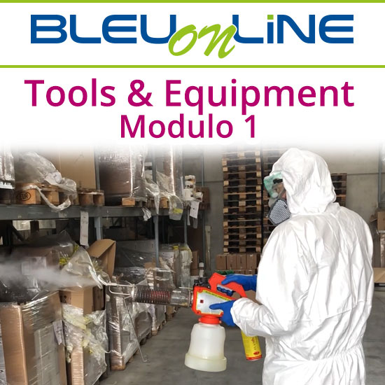 Corso on-line <br> Tools & Equipment modulo 1